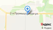 ИнтехБанк на карте