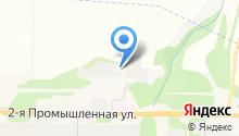 ЕВРОАВТОРАЙ на карте