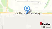 КАМОЙЛГИДРО на карте