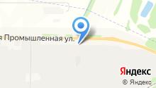Нижнекамскшина, ПАО на карте