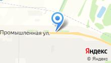 Автостоянка на Промзоне 10 на карте