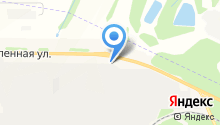 Нижнекамский завод грузовых шин, ПАО на карте