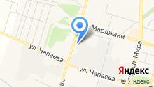 Мастер Шин на карте