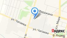 Уралснабсервис на карте