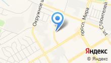 Елабужский межрайонный отдел Управления Федеральной службы по контролю за оборотом наркотиков по Республике Татарстан на карте
