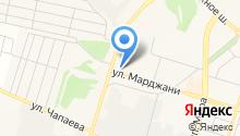 Церковь Христа Спасителя на карте