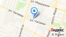 Мустанг-сервис на карте
