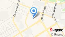 Елабужская зональная жилищная инспекция на карте
