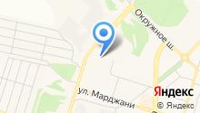 DOPA на карте