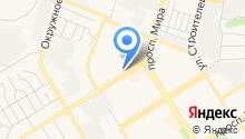 АвтоБам на карте