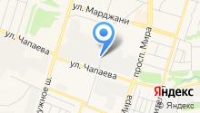 Татбурнефть-ЛУТР на карте