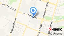 Институт социальных и гуманитарных знаний на карте