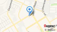Магазин наливной парфюмерии на карте