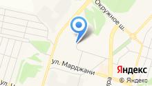 М-1 на карте