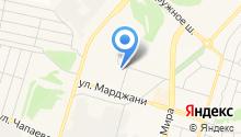 Начальная школа №10 на карте