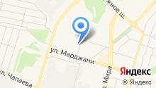 Центр эстетического воспитания детей, МБОУ на карте