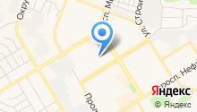 Мастерская по ремонту обуви на проспекте Мира на карте