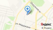 ЕДИНЫЙ РАСЧЕТНО-КАССОВЫЙ ЦЕНТР-ЕЛАБУГА на карте