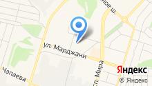 АрбаАт на карте
