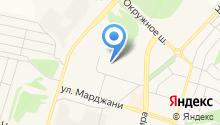 "Торговый центр ""Березка"" на карте"