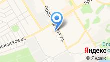 Магазин бытовой химии на проспекте Нефтяников на карте