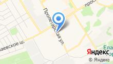 Магазин детской одежды на проспекте Нефтяников на карте