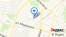 ЕСН на карте