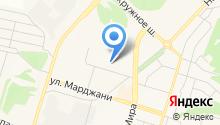 Бонсай на карте