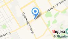 Магазин домашней выпечки на карте