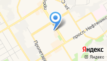Ювелирная мастерская на карте