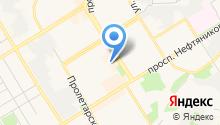 А.Р.М. на карте