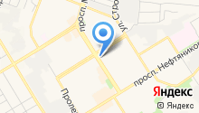 АКБ Энергобанк, ПАО на карте