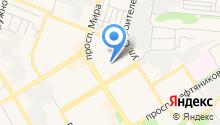 УИИ, Уголовно-исполнительная инспекция УФСИН России по Республике Татарстан на карте