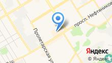 Мастерская по ремонту обуви на проспекте Нефтяников на карте