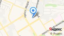 Исполнительный комитет Елабужского муниципального района на карте