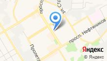 Рената+К на карте