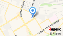 Новая Кама на карте