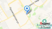 Алкомп на карте
