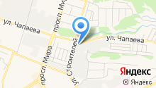Эссен-Агро на карте