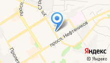 Адвокатские кабинеты Тугульской Э.В., Гараевой Д.Г. и Хайруллина Ф.К. на карте