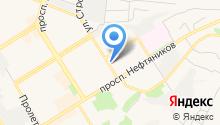 Адвокатские кабинеты Тугульской Э.В. на карте