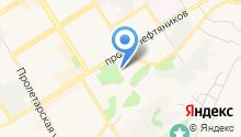 Отделение ФСБ в г. Елабуге на карте