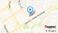 Детская музыкальная школа №1 им. Э. Бакирова на карте