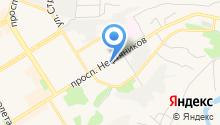 Геокорп на карте