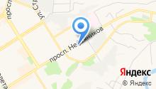 Агентство по привлечению инвестиций и развитию территорий Елабужского муниципального района Республики Татарстан, МУП на карте