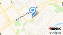 Рябинка, ТСЖ на карте
