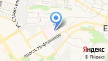 Елабужская центральная районная больница на карте