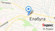 Музей уездной медицины им. В.М. Бехтерева на карте