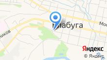 Нотариус Нигамадзянова М.А. на карте