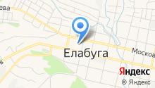 ДОСААФ Республики Татарстан на карте